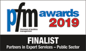 pfm wards 2019 finalist public sector