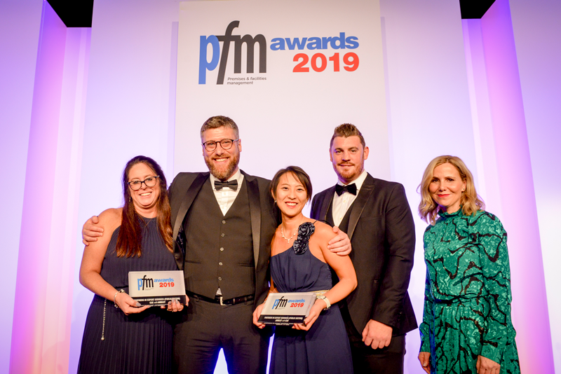 Amulet PFM Awards 2019 winner